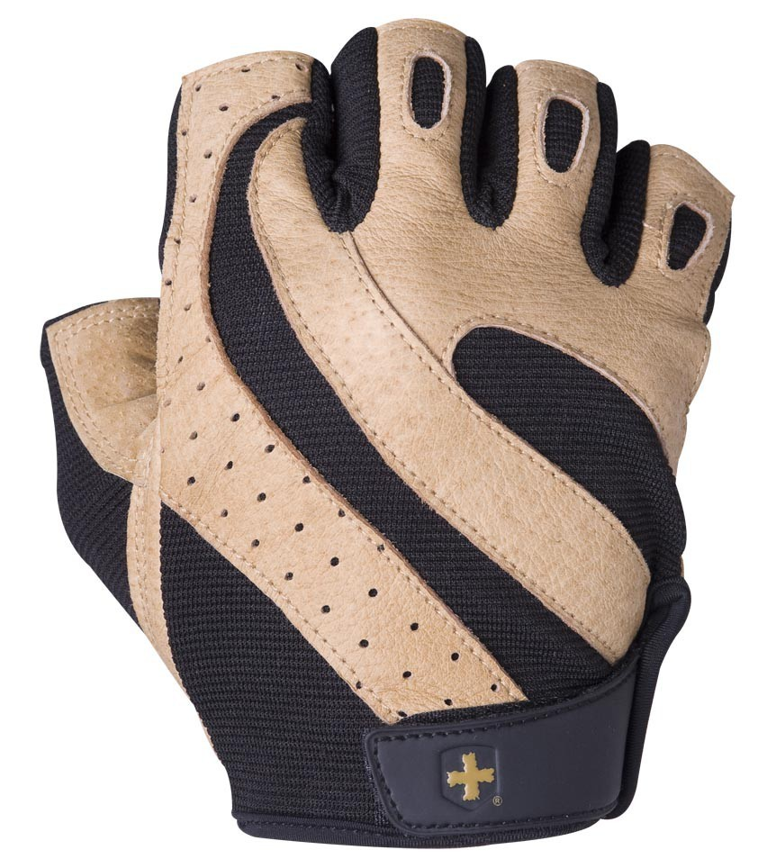 Harbinger Fitness Harbinger Pro - Wash & Dry Fitness Handschoenen Natural
