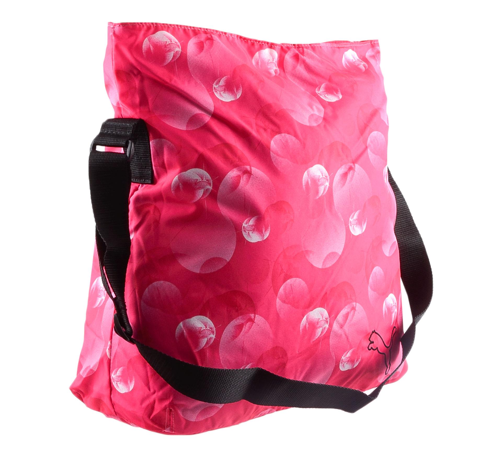 Puma Core Lite Schouder Tas roze