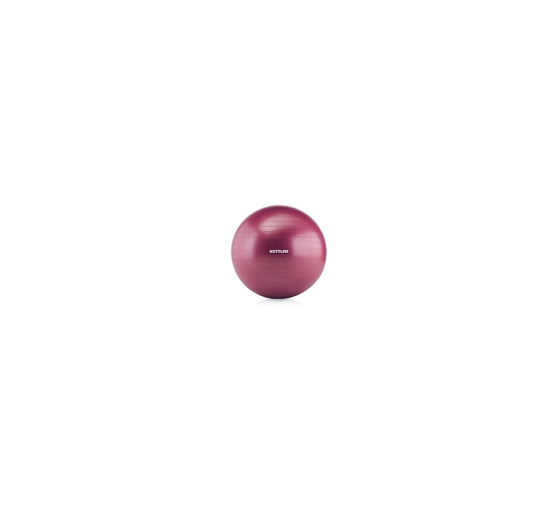 Kettler Gymnastics Ball Basic 75cm donker roze