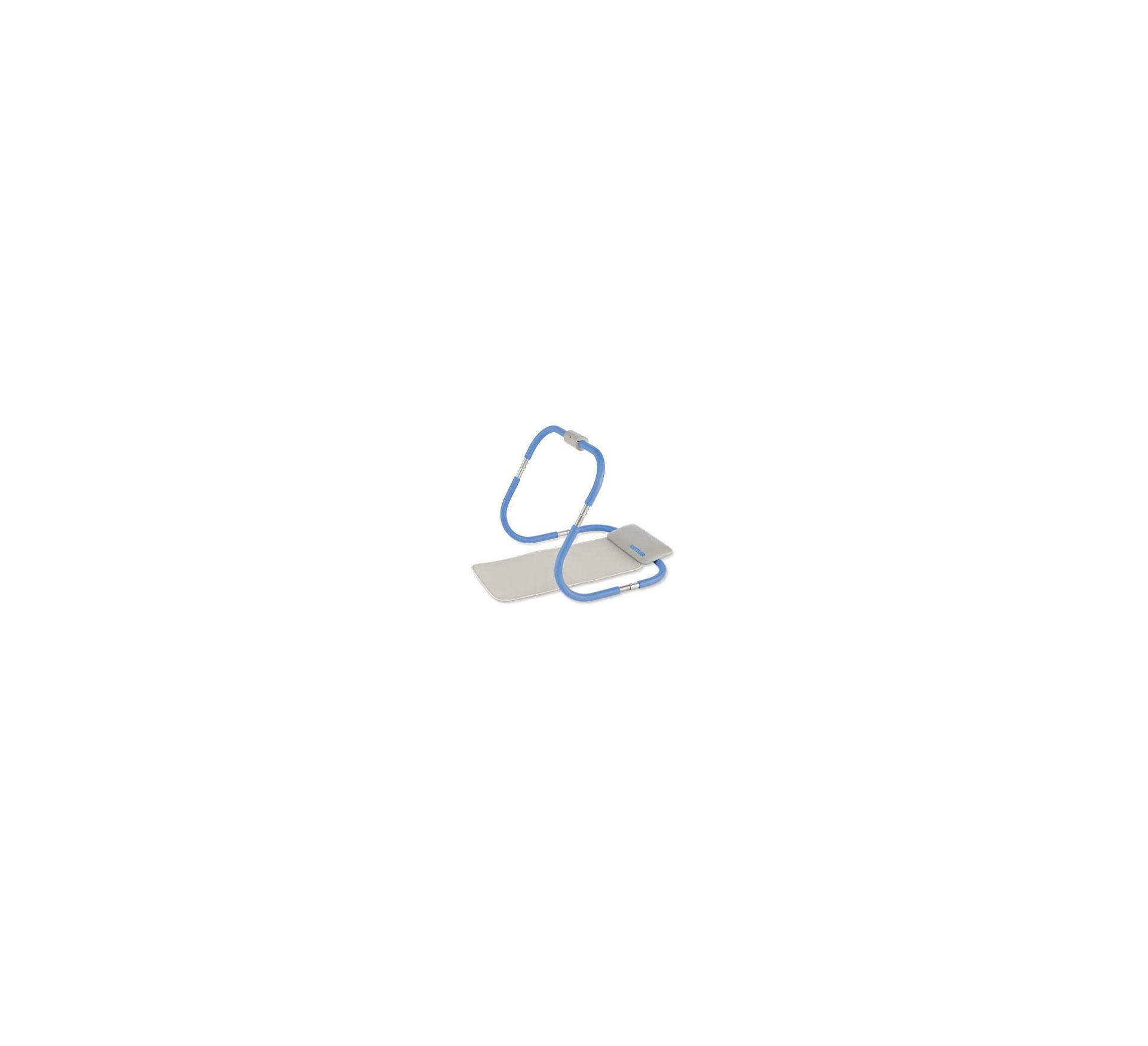 Kettler  Ab-Roller Basic licht blauw - wit