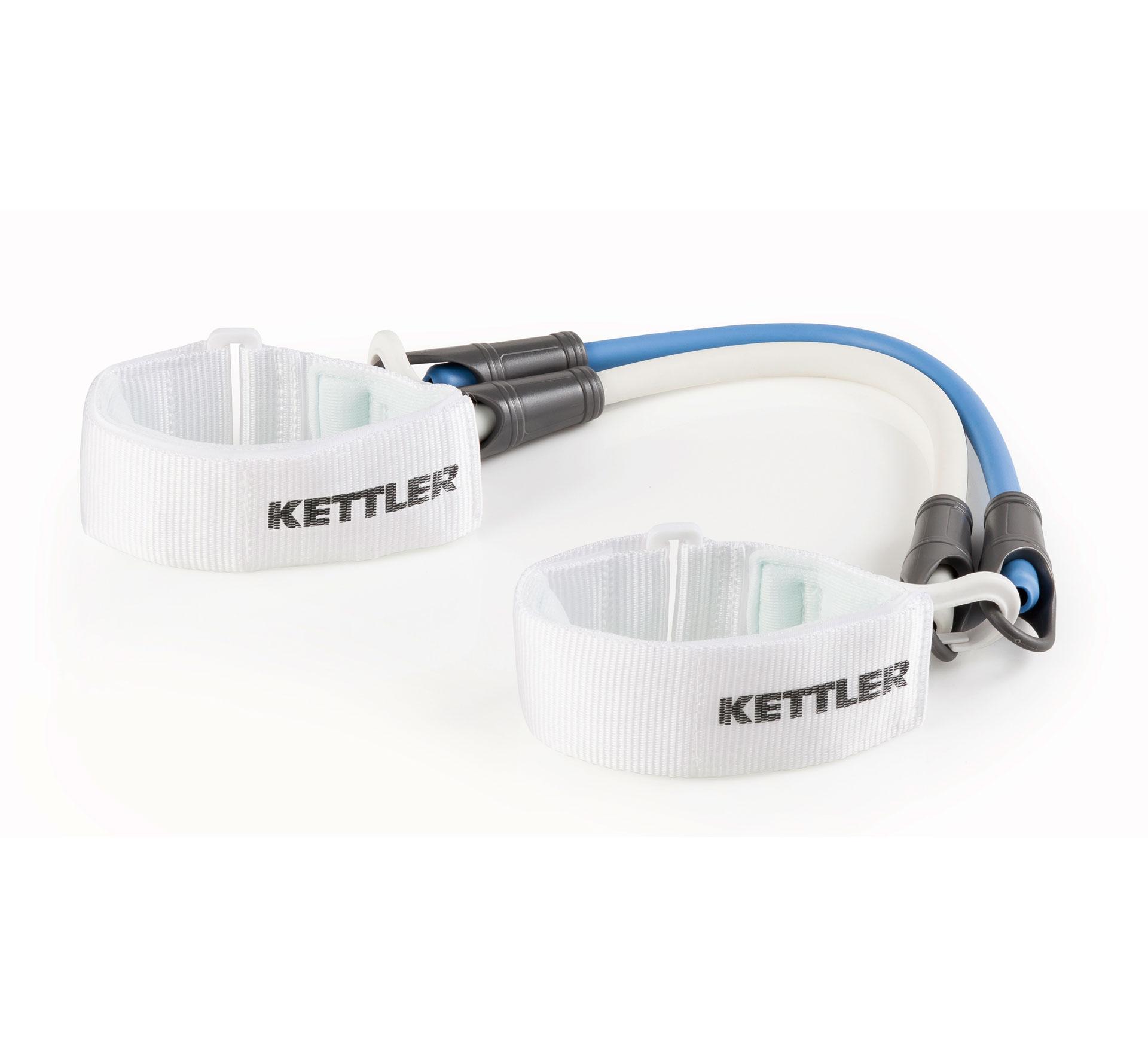 Kettler Resistance Tube wit - licht blauw