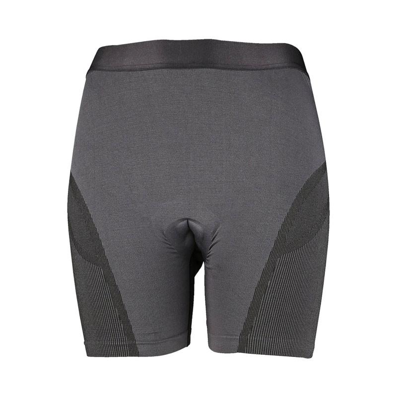 High Colorado wielren short zonder zeem dames zwart/grijs