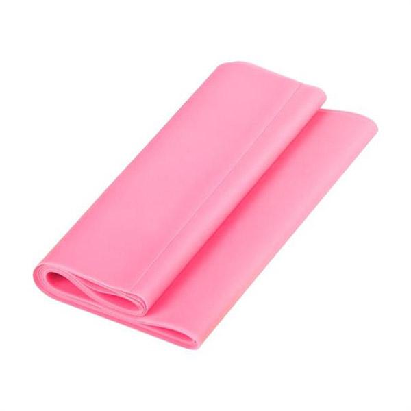 V3-Tec fitness stretch band medium 15x200 cm roze