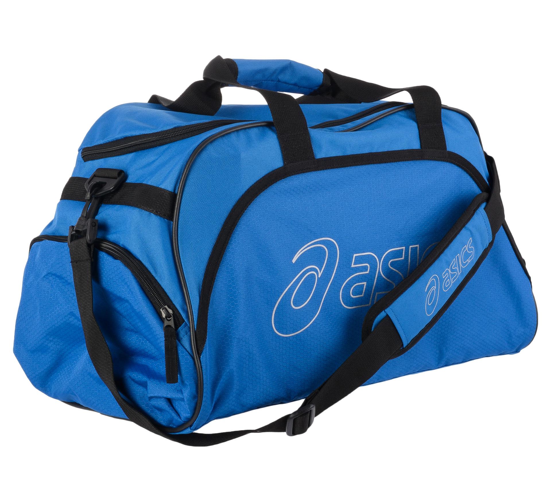 Asics Medium Duffle Sporttas blauw