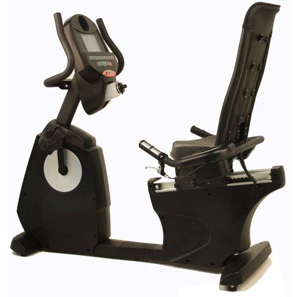 Evocardio recumbent bike
