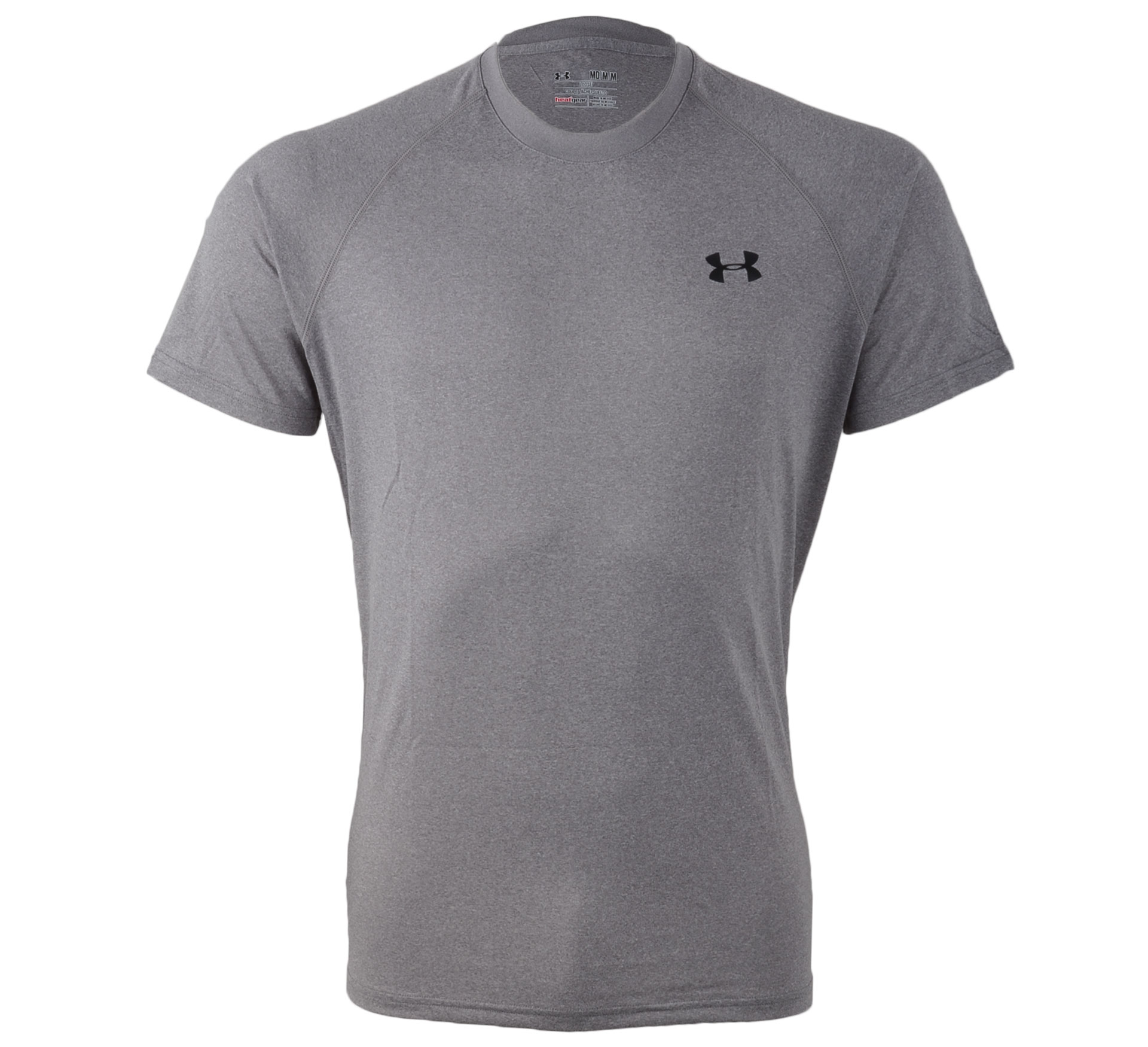 Under Armour Tech T-shirt Heren grijs