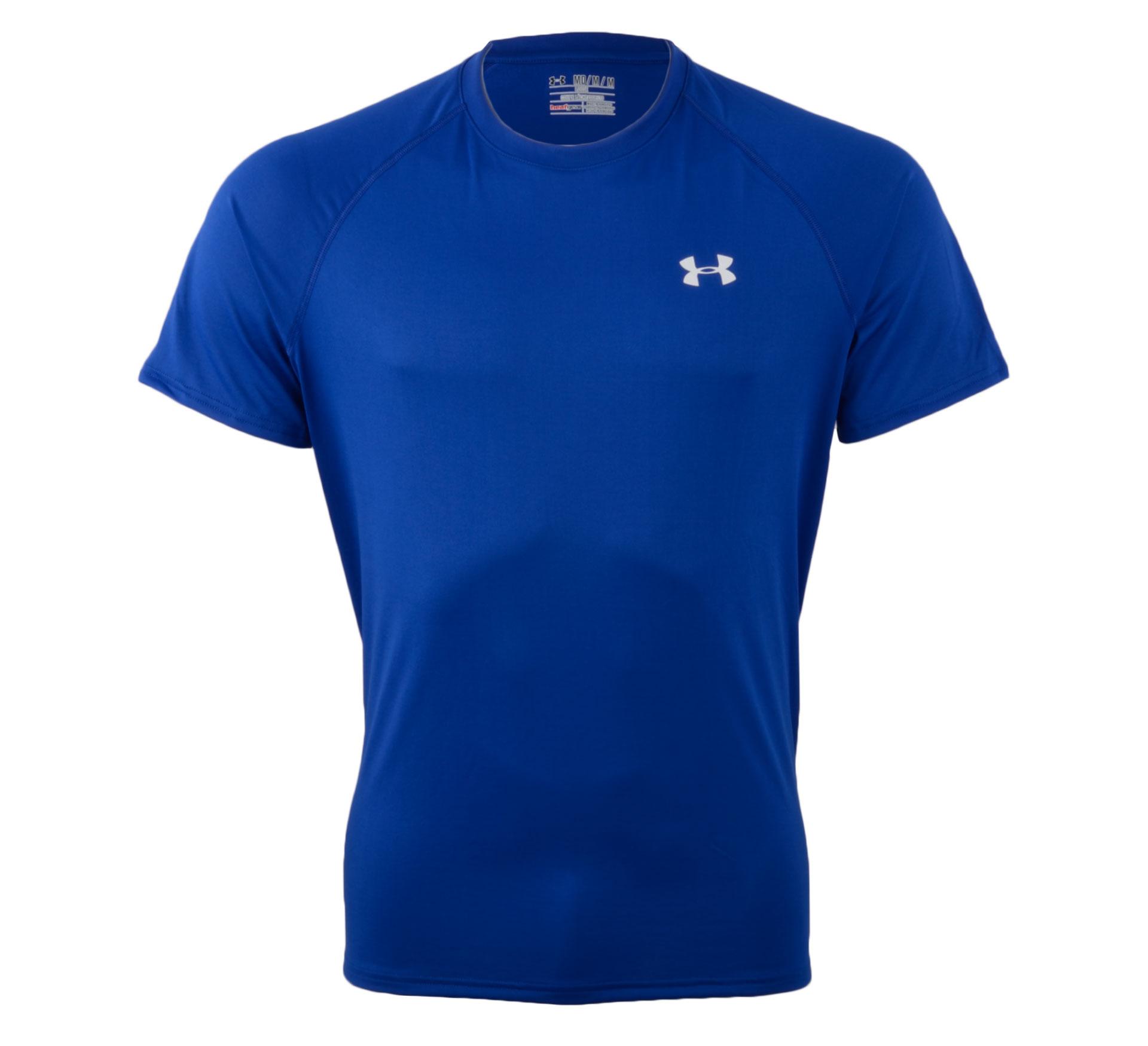 Under Armour  Loose Tech T-shirt blauw
