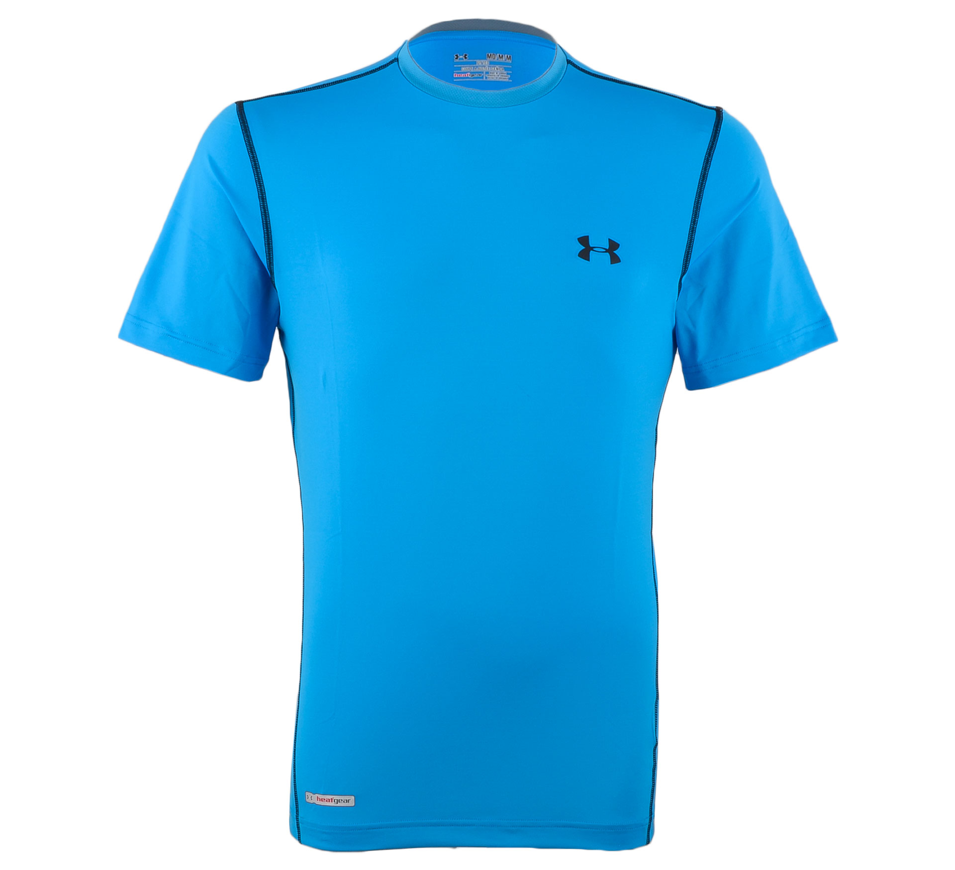Under Armour Sonic T-shirt Heren blauw