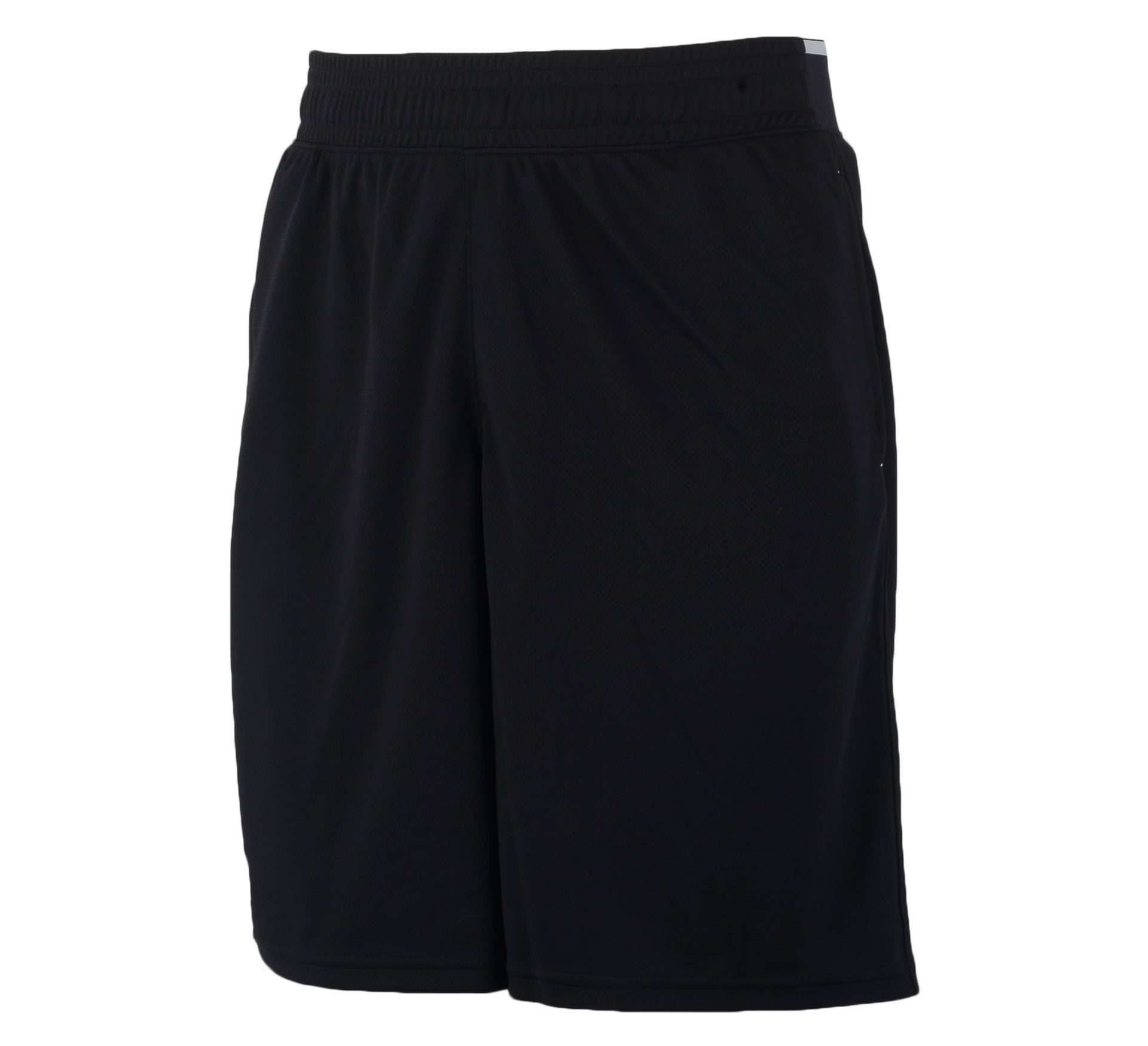 "Under Armour HeatGear Reflex 10"" Short zwart - wit"