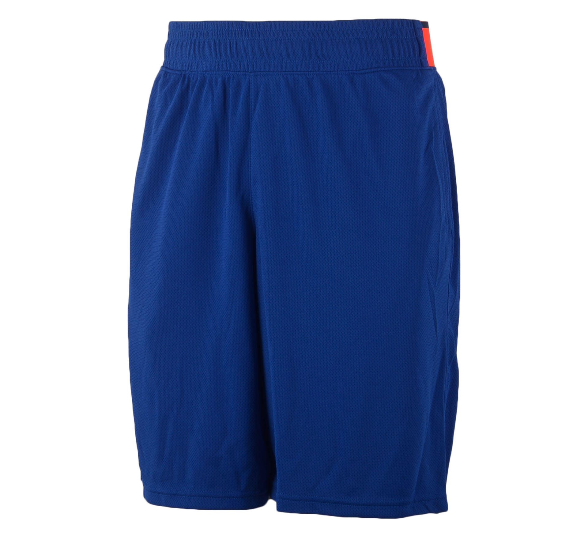 "Under Armour HeatGear Reflex 10"" Short blauw - rood"