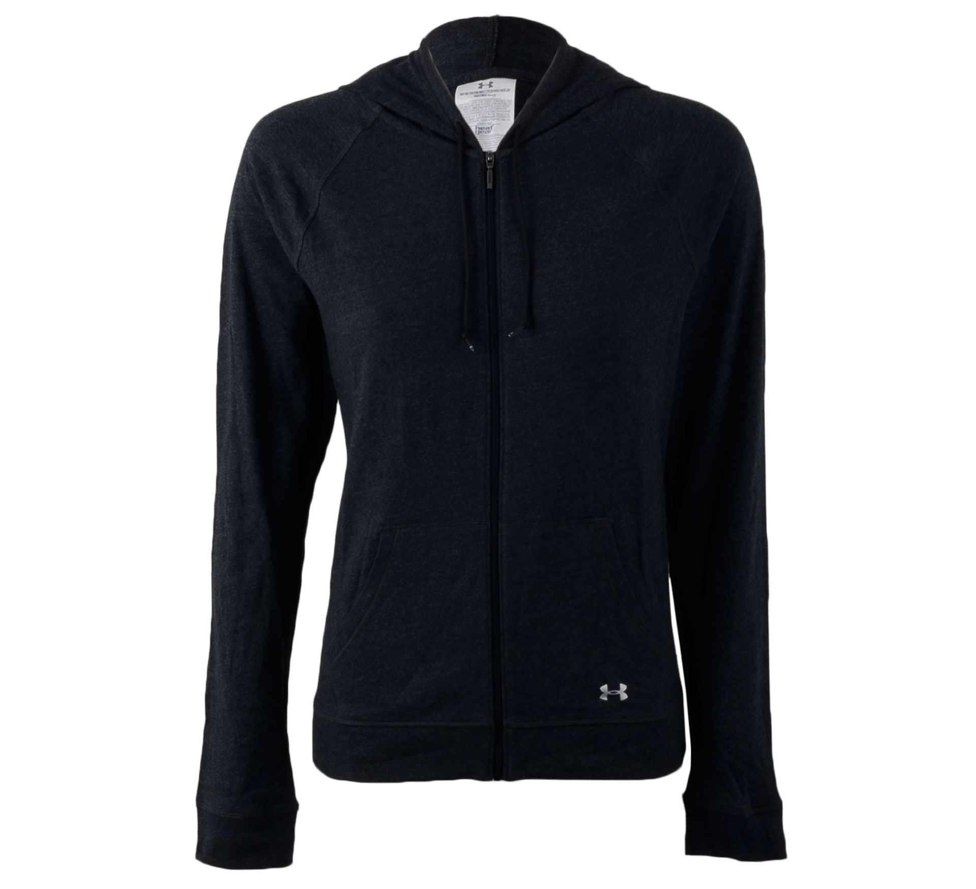 Under Armour  HeatGear CC Undeniable Full Zip Sweater Dames zwart