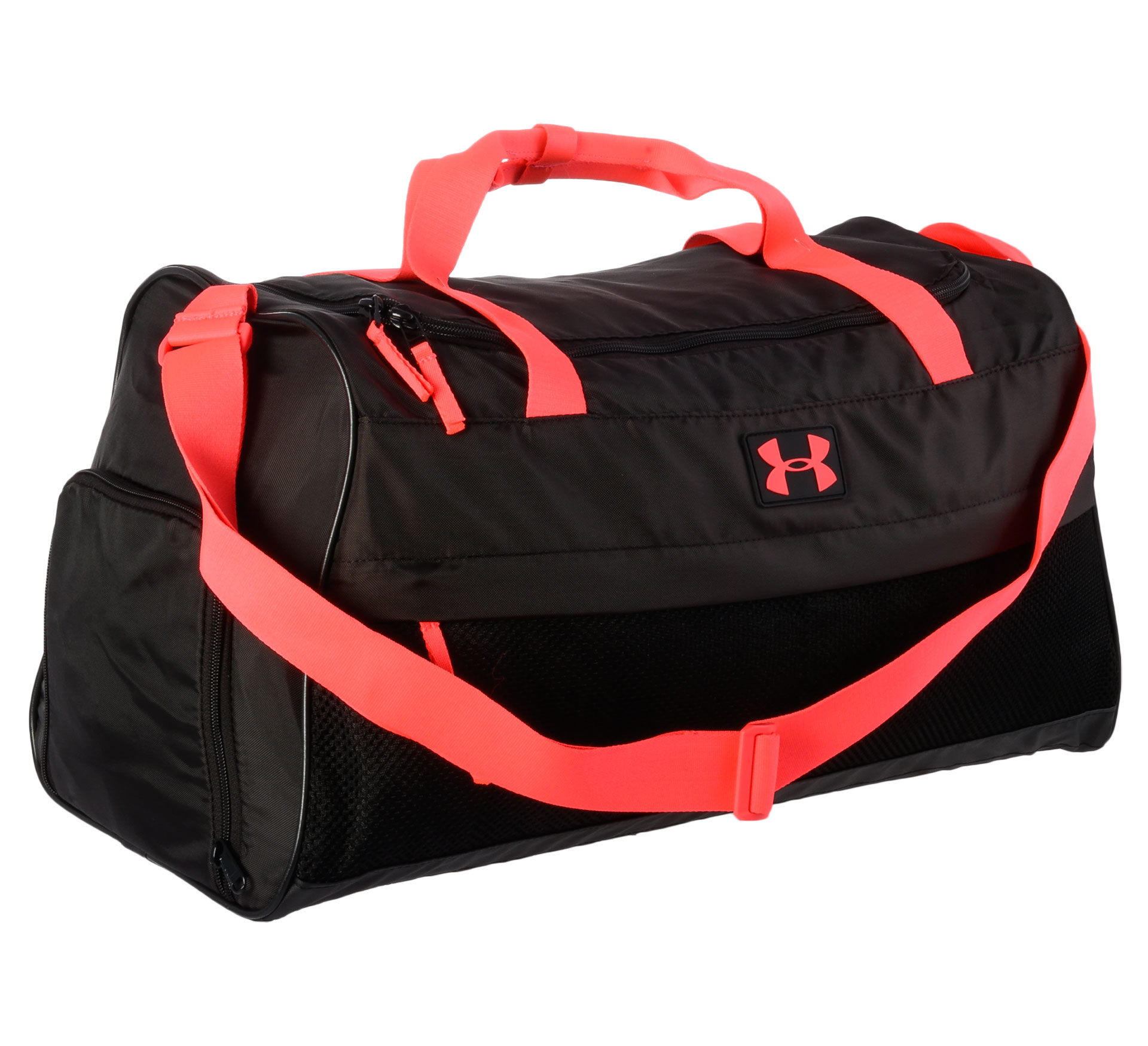 Under Armour Escape Duffel Sporttas zwart - roze