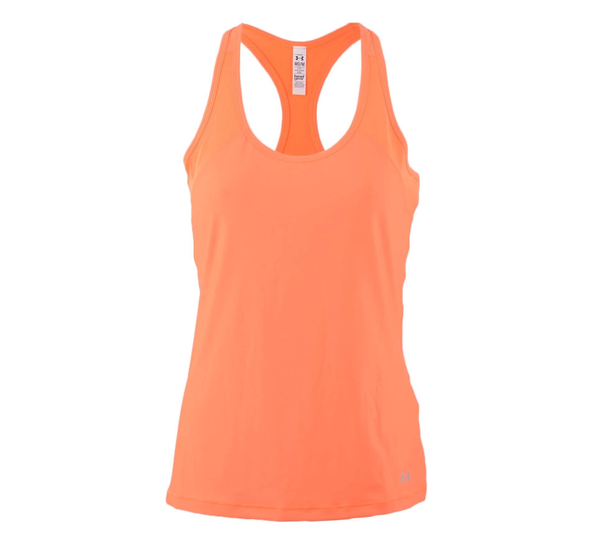 Under Armour  HeatGear Alpha Top W oranje