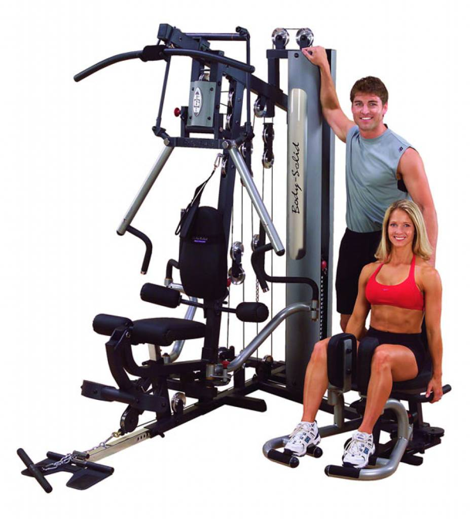 Body-Solid G6B Homegym