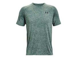 Under Armour Tech 2.0 shirt heren donker groen