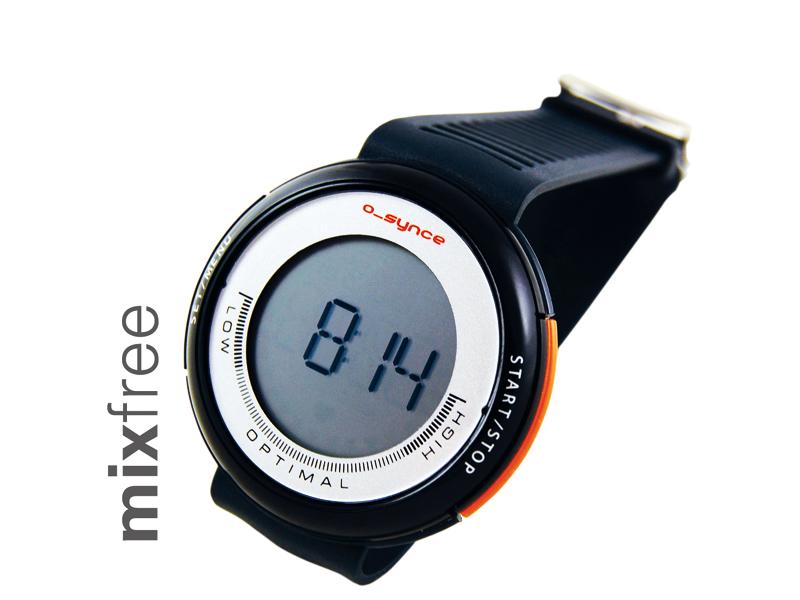 Osynce  hartslagmeter mix free analoog