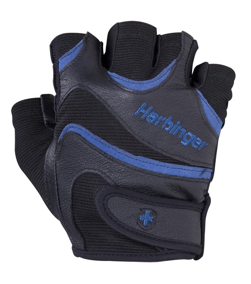 Harbinger Fitness Harbinger FlexFit gloves Black/Blue
