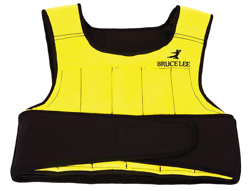 Bruce Lee Signature 5kg Gewichtsvest