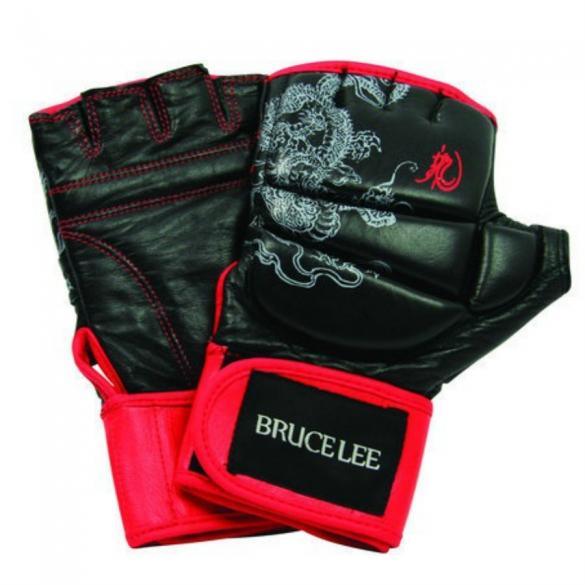 Bruce Lee Dragon MMA Handschoenen