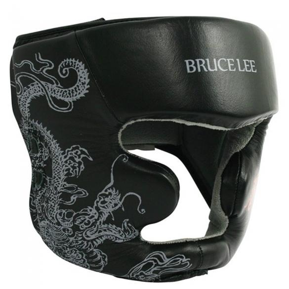 Bruce Lee Dragon Hoofdbescherming