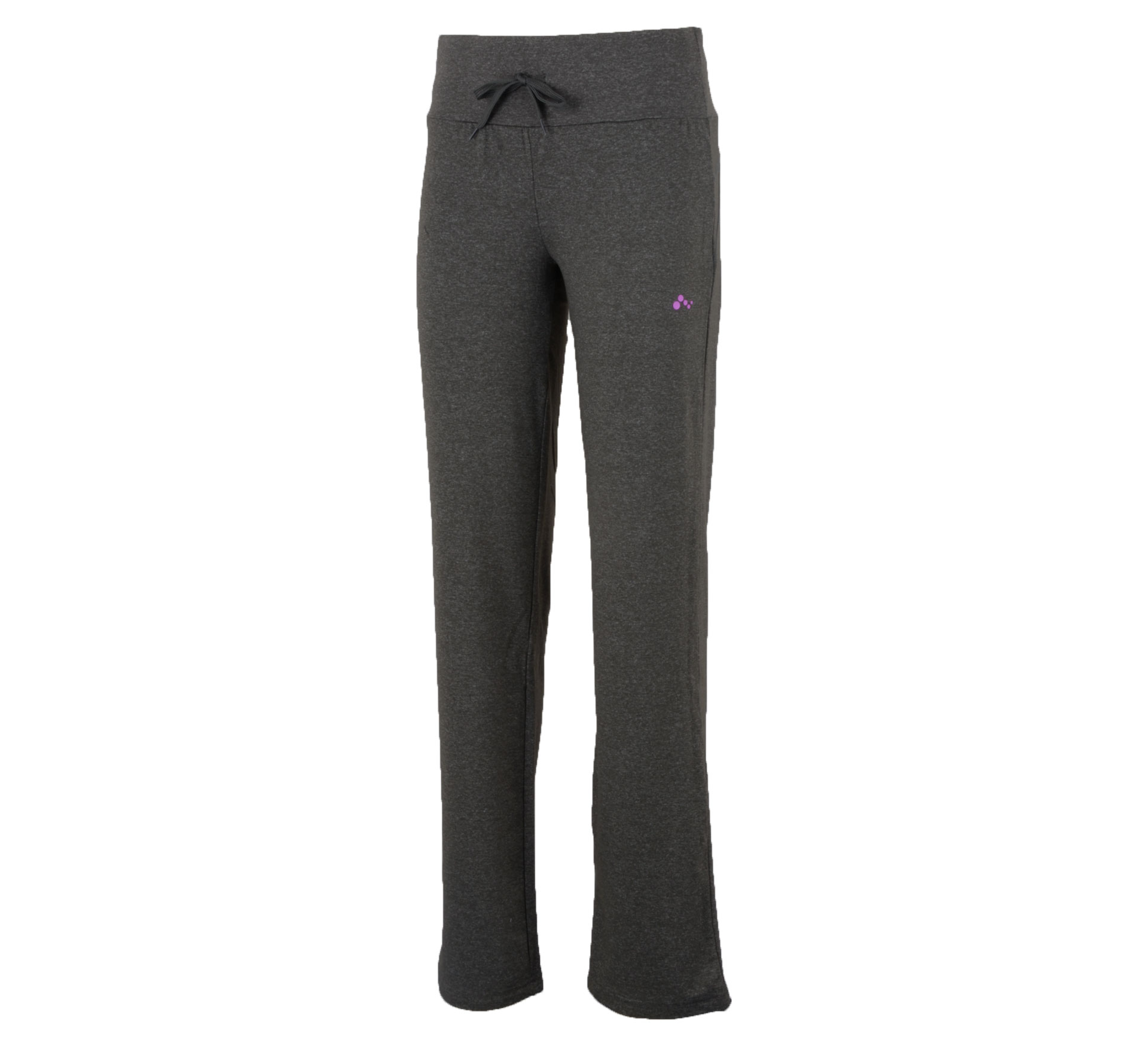 Only Play Brooke Jazz Pant Dames donker grijs - roze