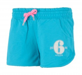 Only Play La Shorts Dames blauw - wit