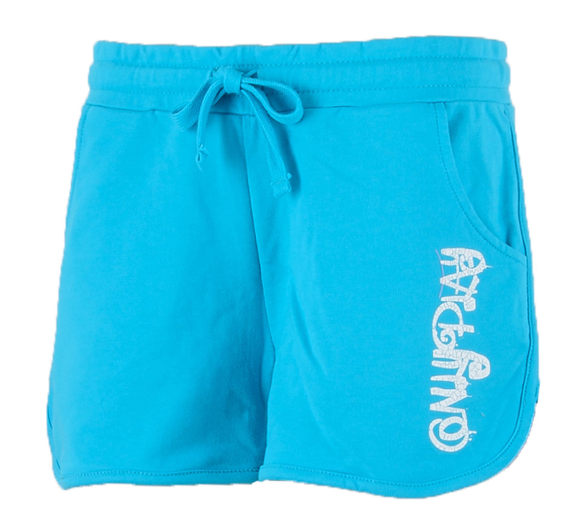 Only Play Asta Sweat Short Dames blauw