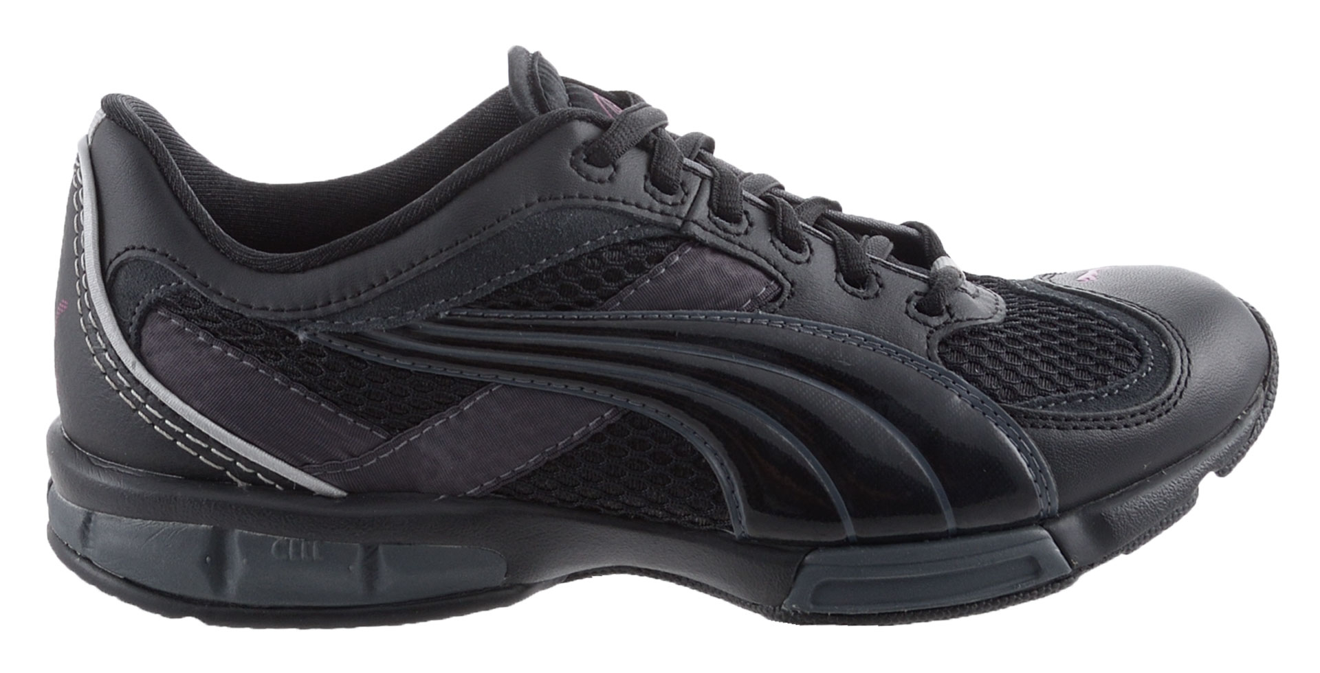 Puma Lutea NM Fitnessschoen Dames zwart