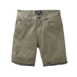 Twinlife Bermuda Uniform short heren groen/bruin