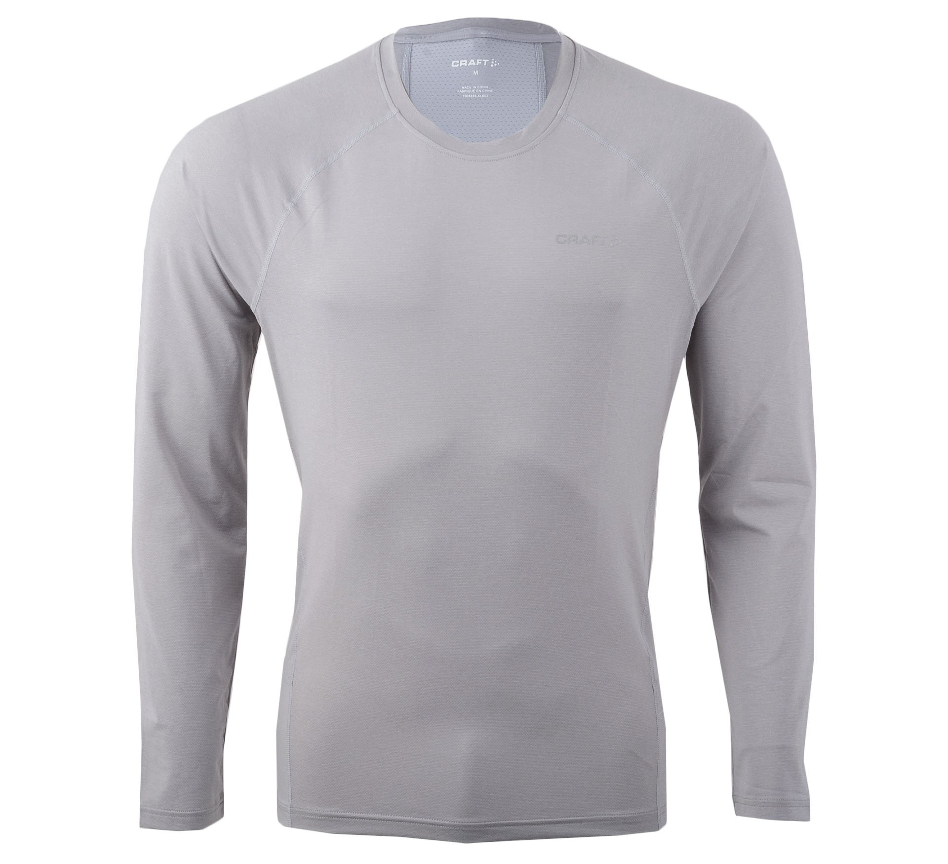 Craft Percise Long Sleeve grijs