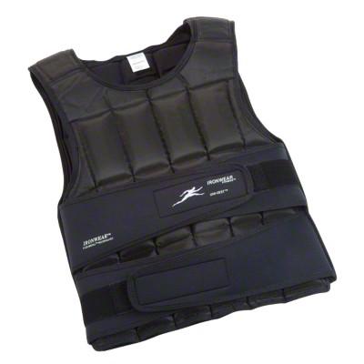Ironwear ® Flex trainingsvest 9 kg - uitbreiding tot 18 kg