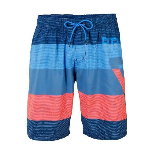 Brunotti Kelvin zwemshort heren blauw