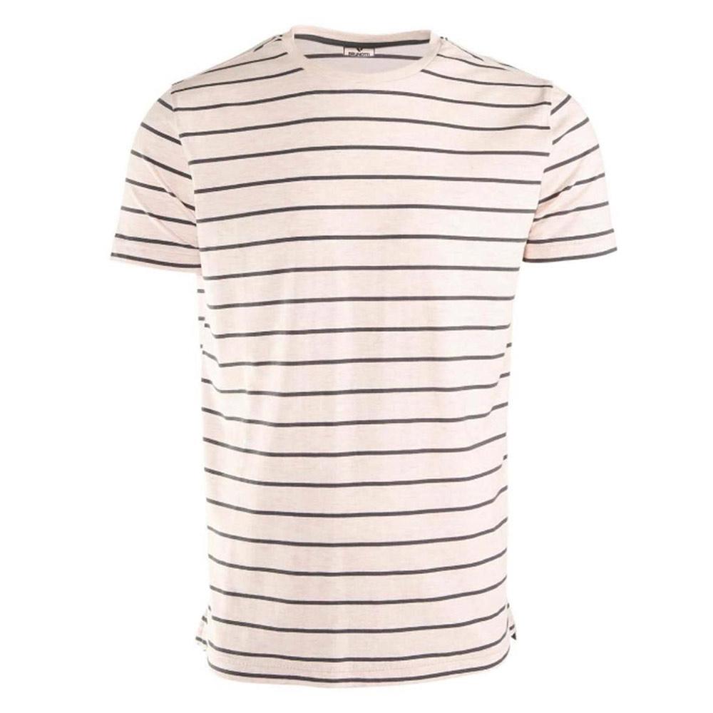 Brunotti William t-shirt heren licht roze