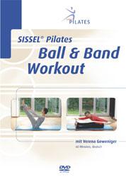 Sissel  DVD Pilates Bal & Band Workout Engels
