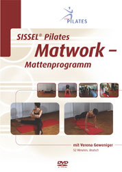Sissel DVD Pilates Matwork Duits