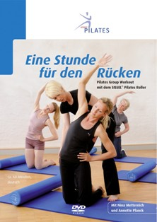 Sissel DVD Pilates Rug Workout Duits