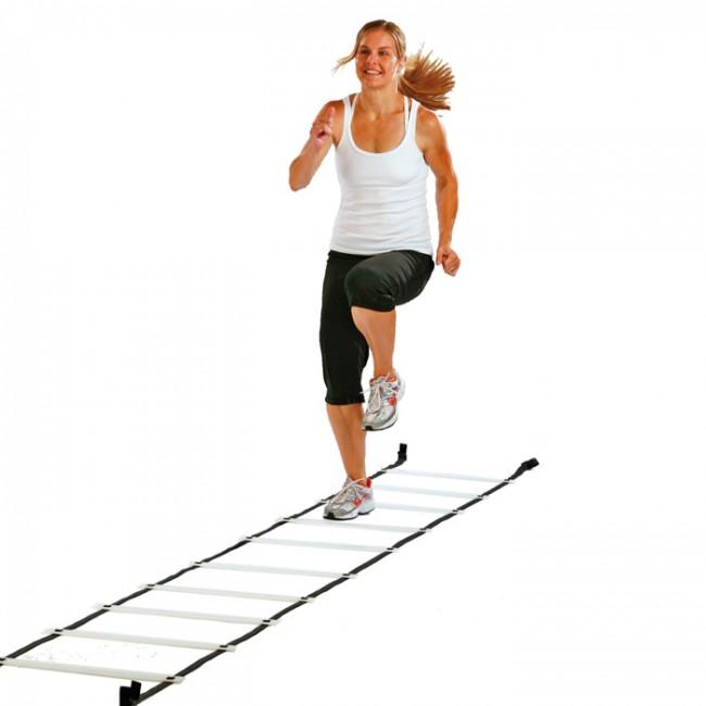Stroops Plastic flat rung ladder (1 x 4