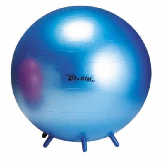 Gymnic  Sit'n Gym 65cm - Blauw