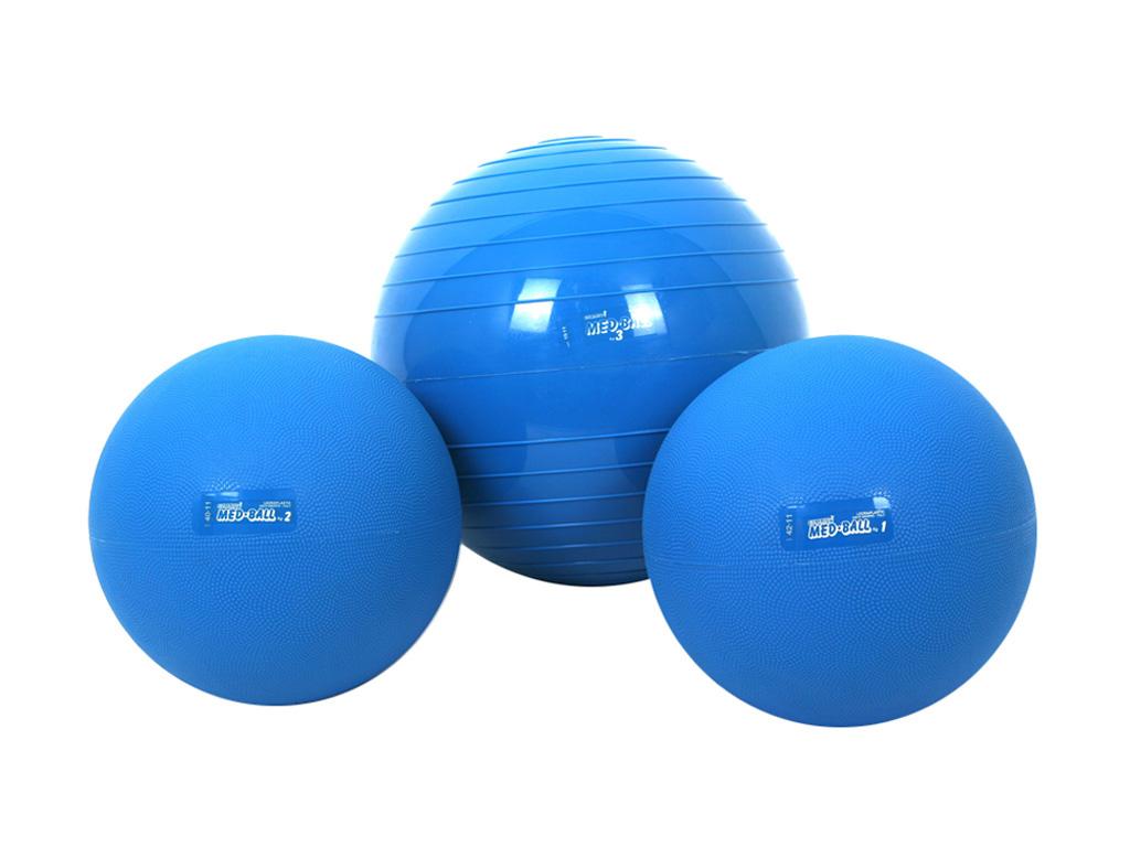 Gymnic  Medicijnbal 23cm - Blauw