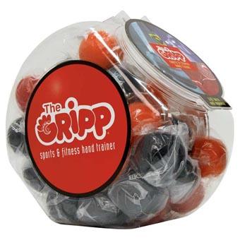 Tunturi  The Gripp II Stressballen (40 stuks)