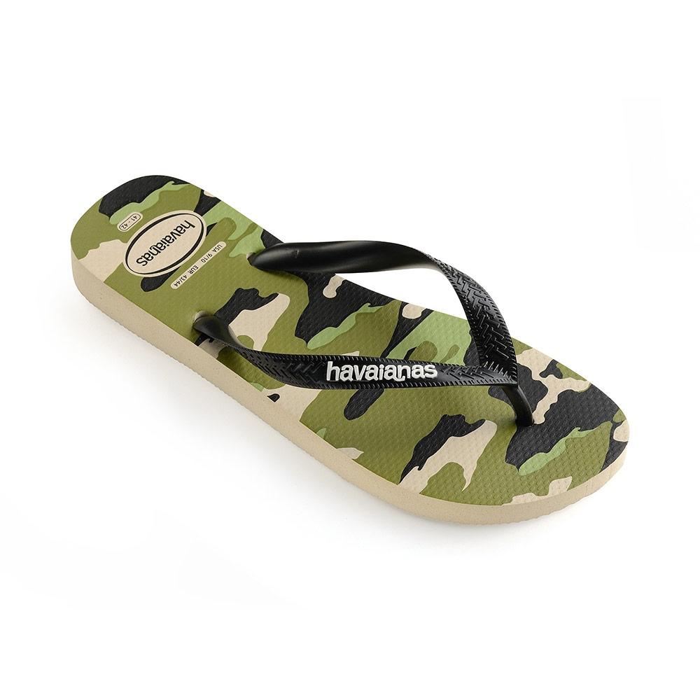 Havaianas Print teenslippers unisex camouflage