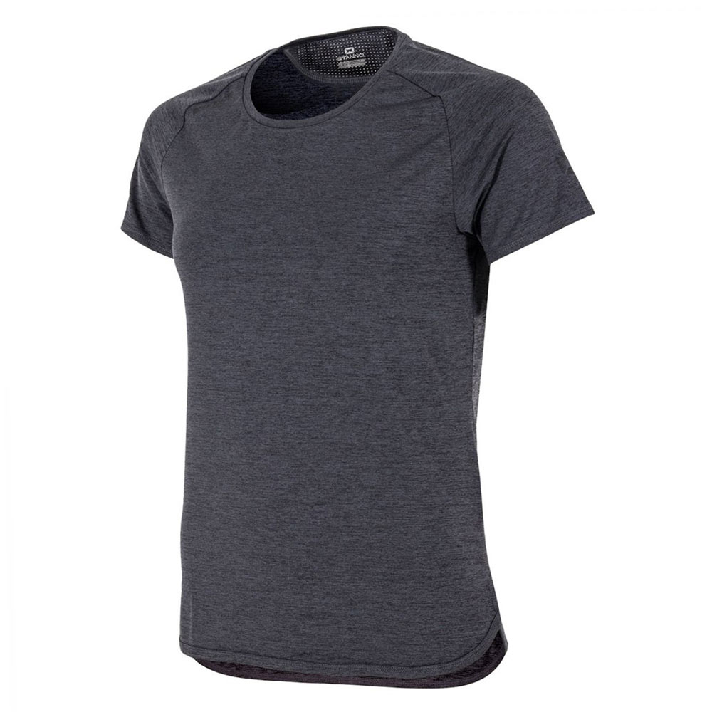 Stanno Functionals Work-Out shirt dames antraciet