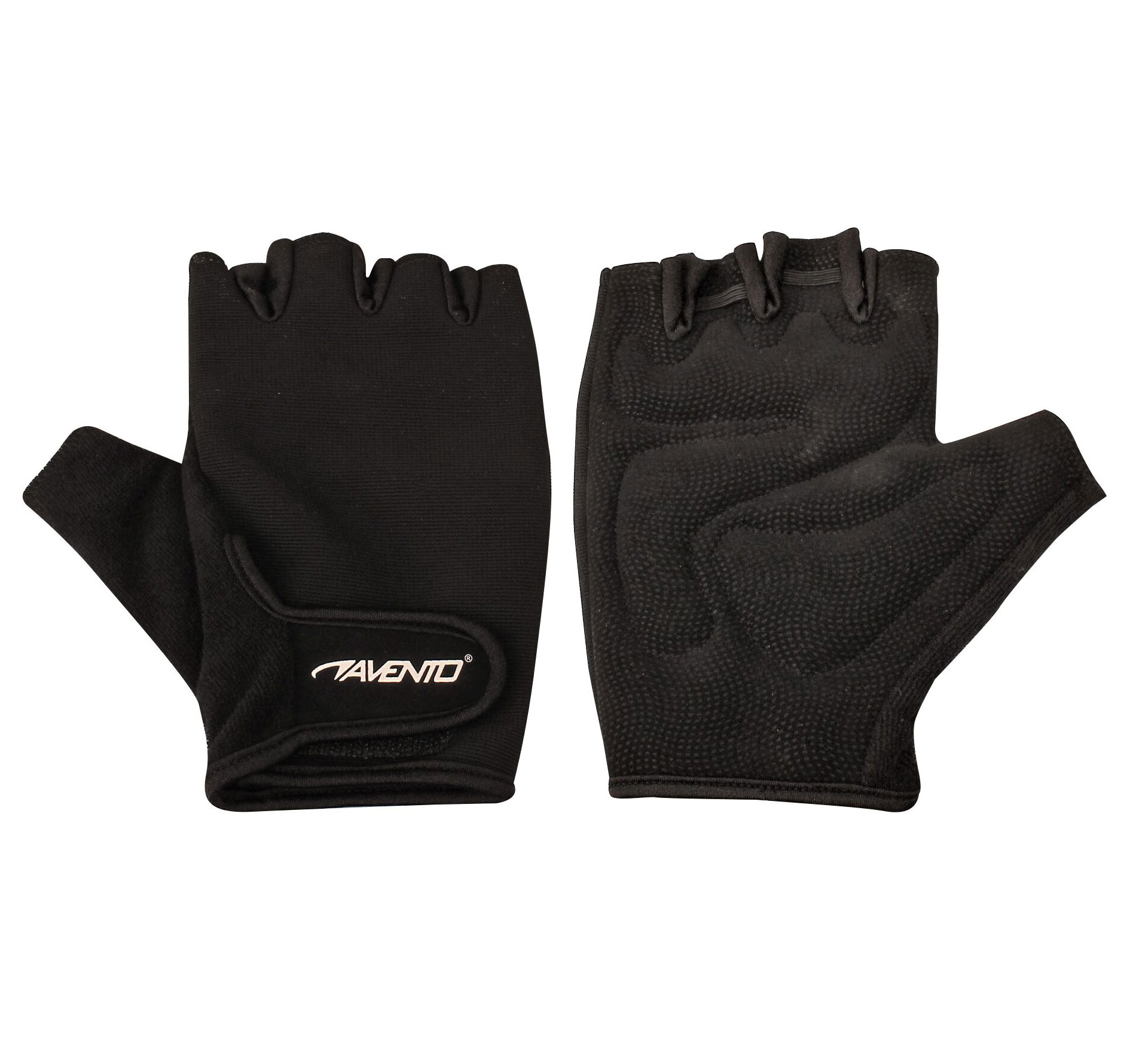 Avento  Fitness Handschoenen Basic zwart