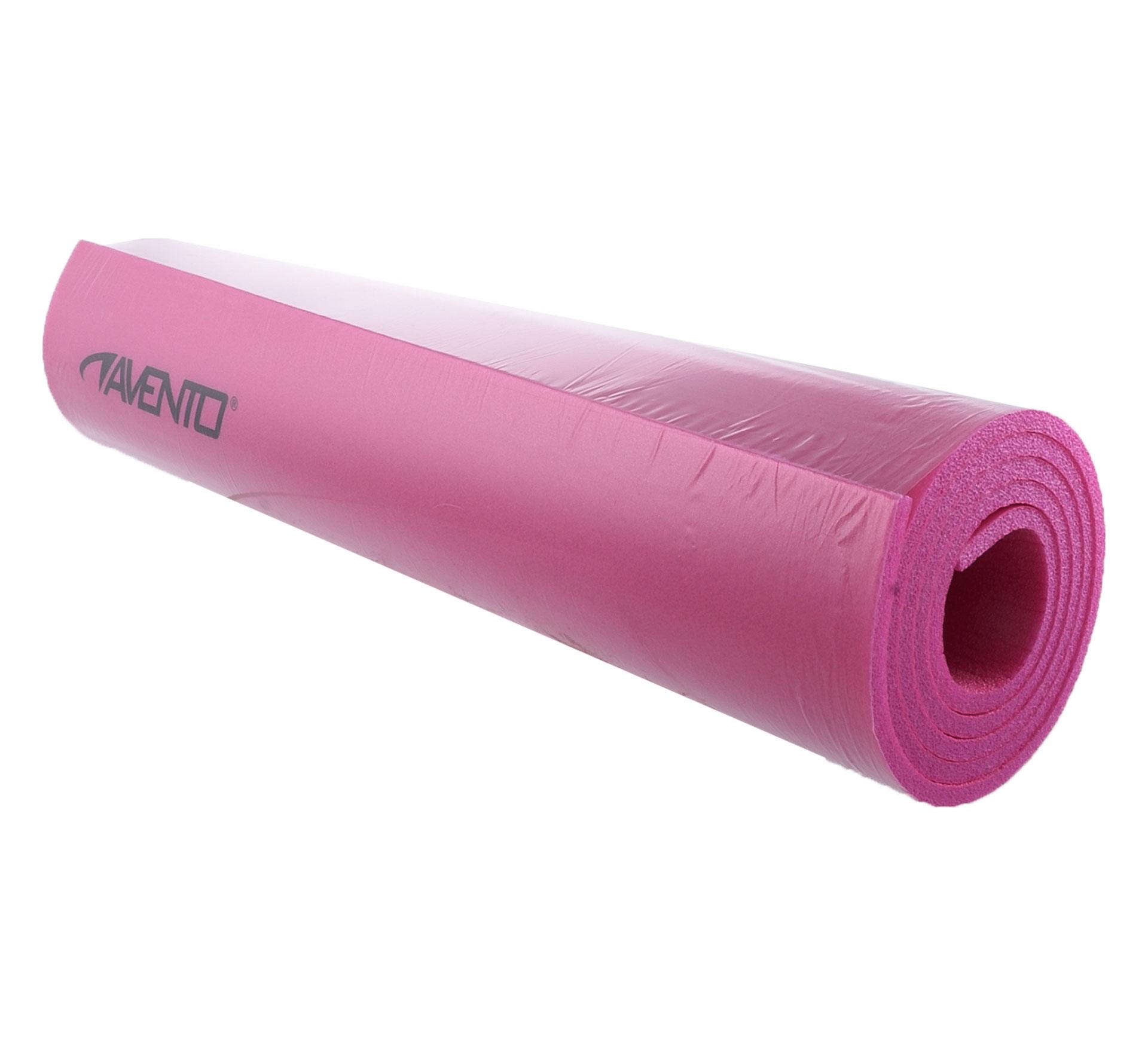 Avento Fitness Mat roze