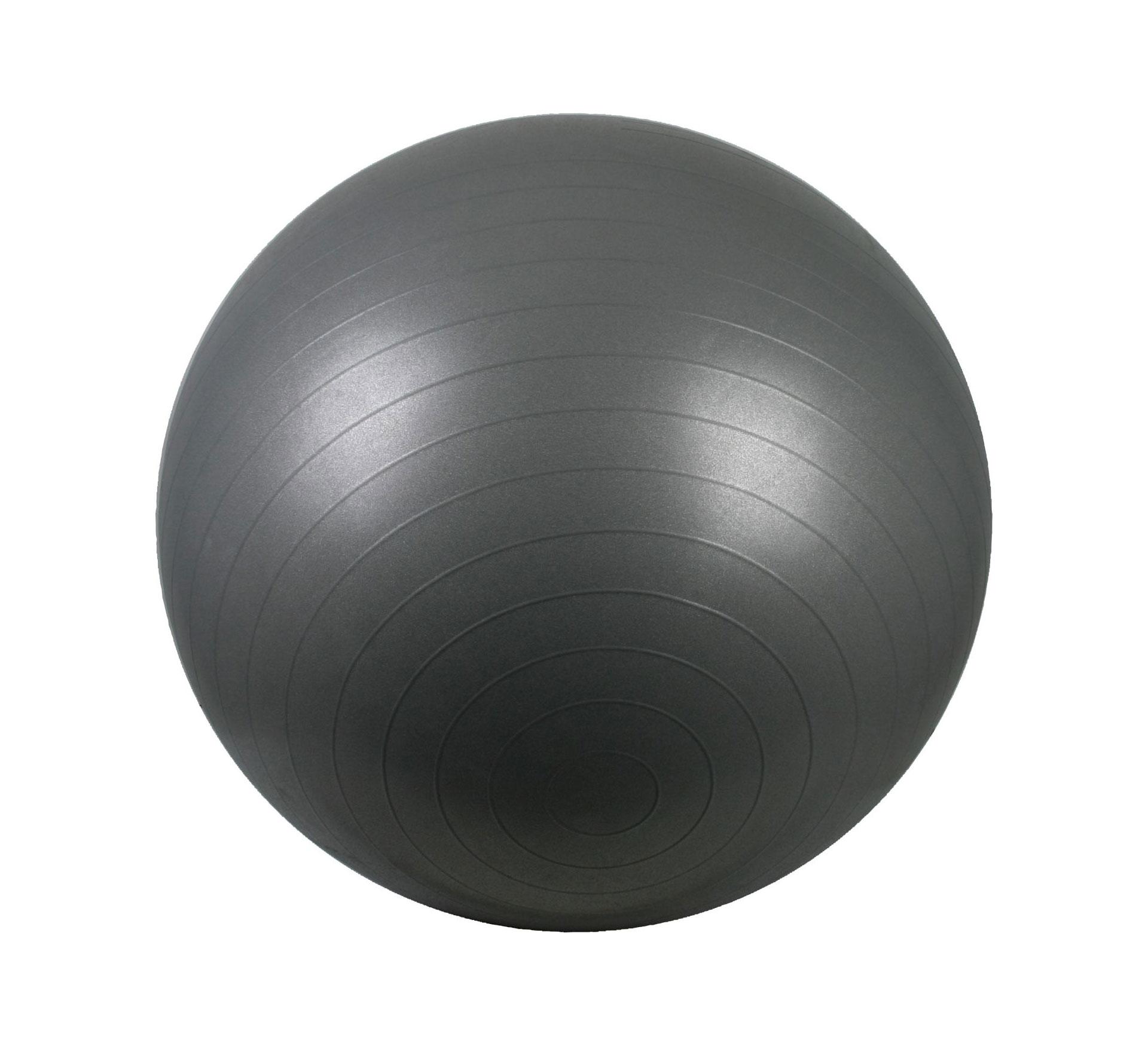 Avento  Gymnastiekbal 65cm zilver