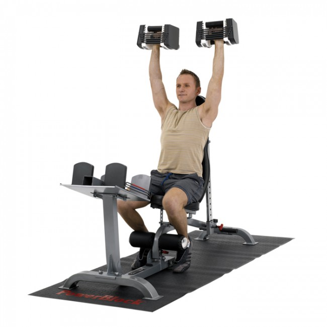 PowerBlock  Sport Folding Bench & Stand