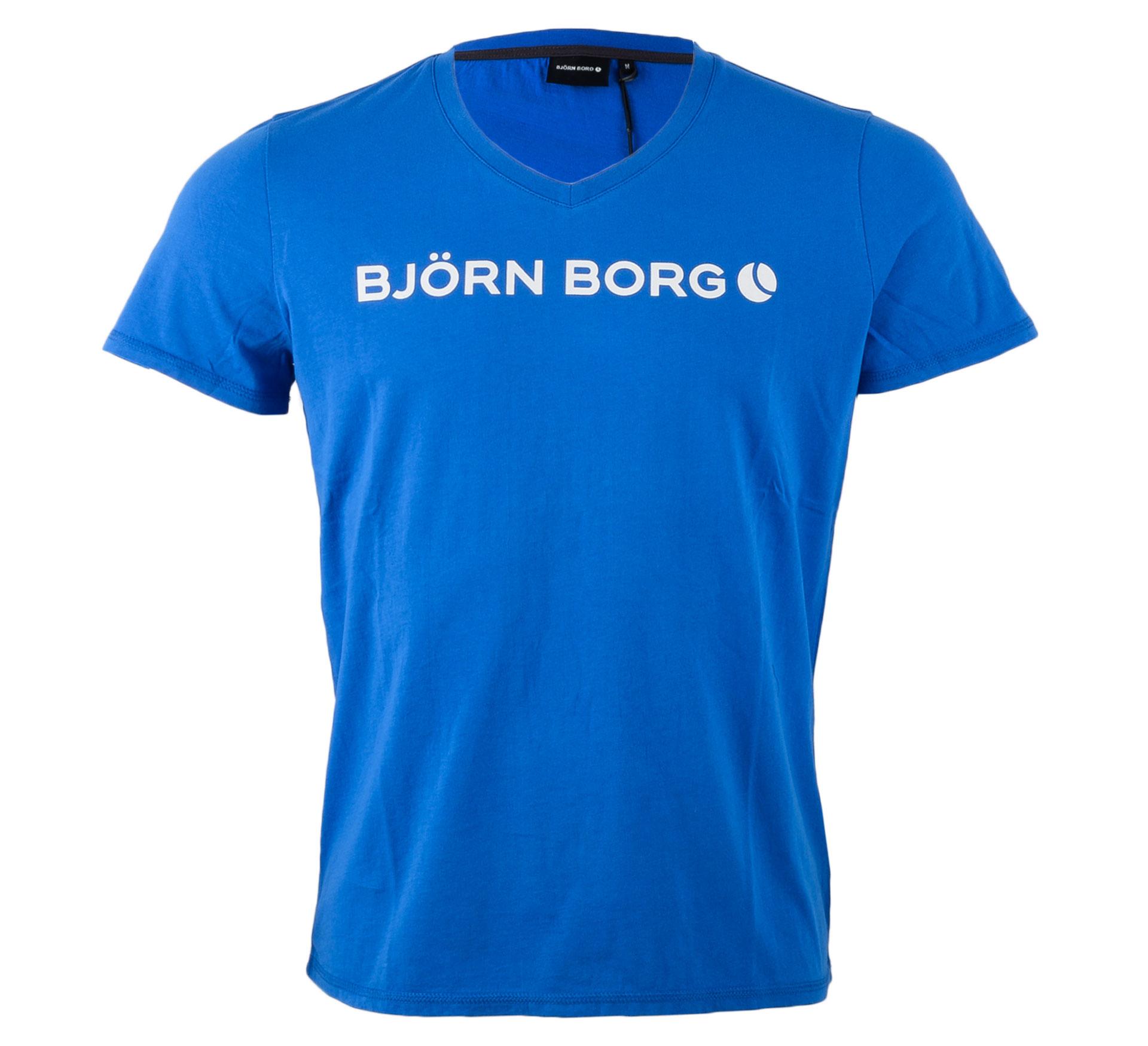 Bjorn Borg Björn Borg Secco T-shirt Heren blauw