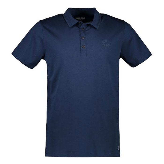 Cars Jeans Clein polo heren marine