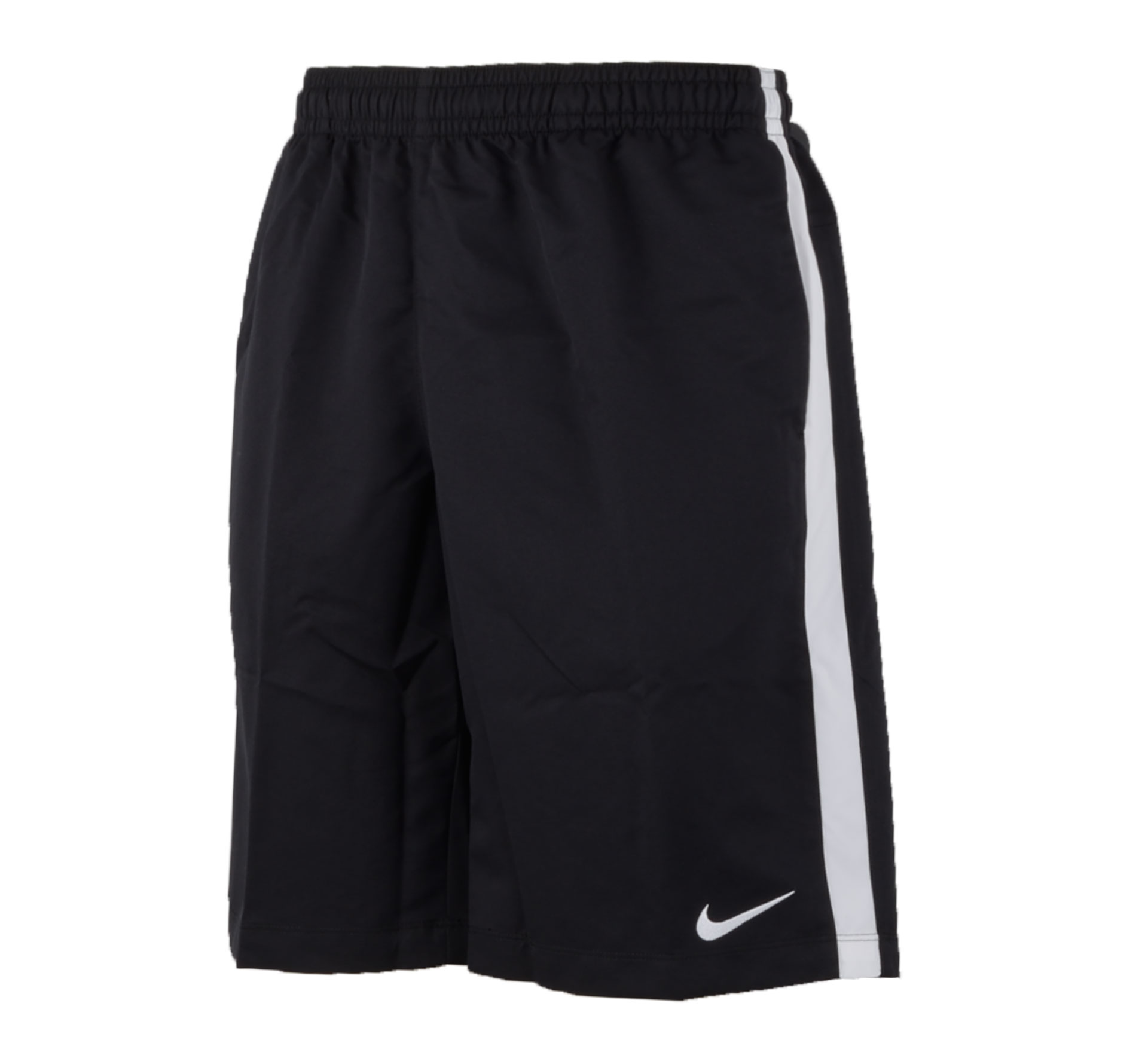 Nike Express Longer Sport Short Heren zwart - wit