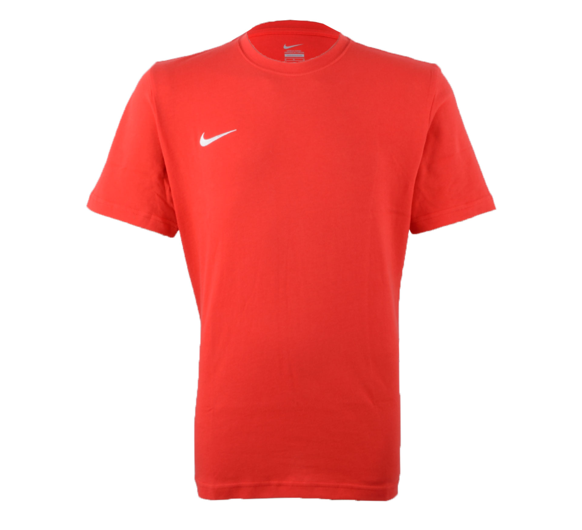 Nike Express Core T-shirt Heren rood - wit